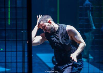 Futuro Festival | Teatro Brancaccio | C&S | Ufficio Stampa Signorelli CROLLI | Giacomo Ferrara
