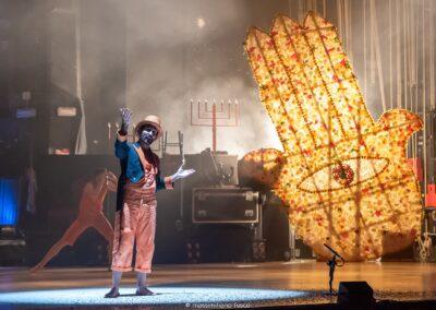 Futuro Festival | Teatro Brancaccio | C&S | Ufficio Stampa Signorelli LA NONA