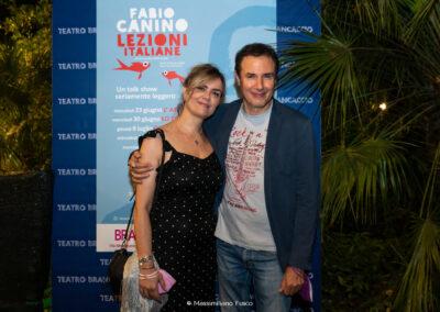 Lezioni Italiane di Fabio Canino | Brancaccino Open Air | C&S | Ufficio Stampa Signorelli