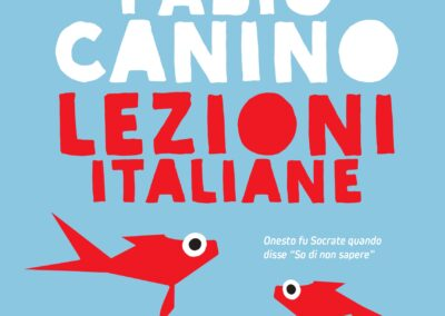 Lezioni Italiane di Fabio Canino